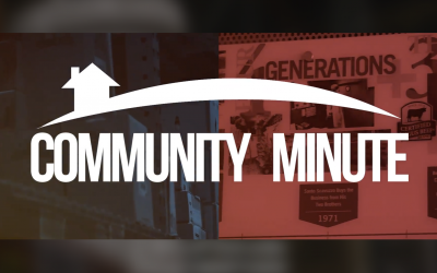 Community Minute