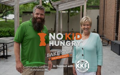 Community Minute: No Kid Hungry