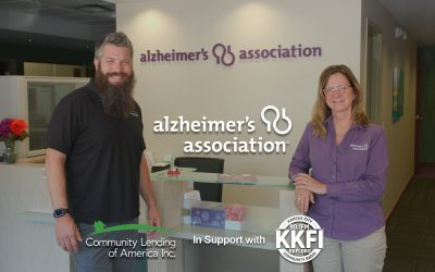 Community Minute: The Alzheimer's Association