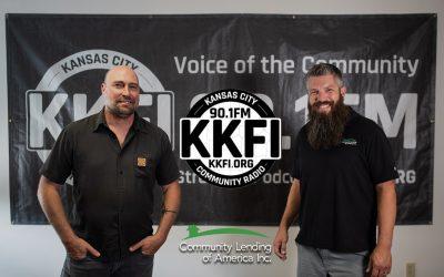 Community Minute: KKFI Radio